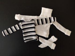 Bjd Dollfie jerseys y calcetines MSD