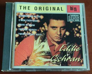 EDDIE COCHRAM The Original CD ROCK AND ROLL