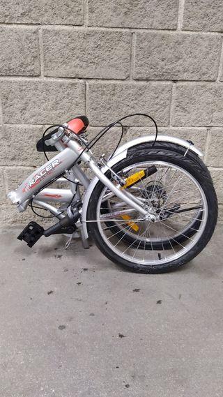 Bicicleta plegable Raser de paseo ciudad