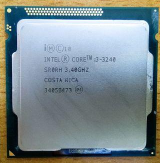Microprocesador Intel Core i3-3240, 3.40 GH