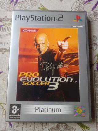 Pro Evolution Soccer 3 Playstation 2