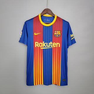 Camiseta Barça Cuarta Senyera Catalana 2021