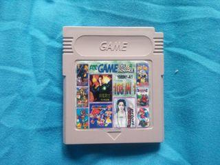 Game Boy.Juegos multiples.MT