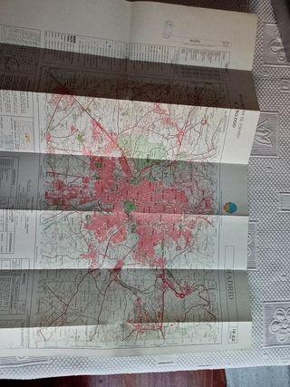 Mapas variados cartografía militar 1:50000