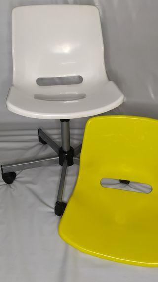 Silla SNILLE escritorio Ikea