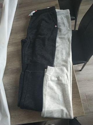 pantalones de chandal niña
