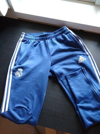 pantalones adidas real madrid