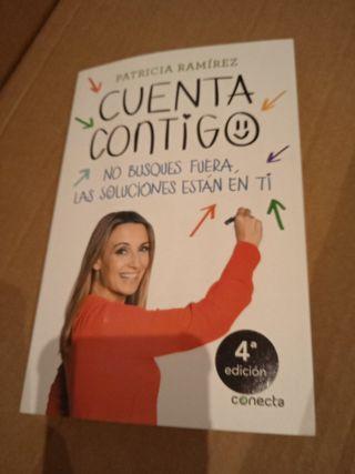 """Libro de autoayuda """"Cuenta contigo"""""""