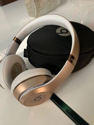 Beats Solo 3 wireless (edición oro)