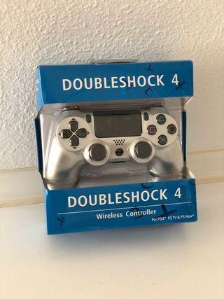 mando compatible PS4 nuevo gris