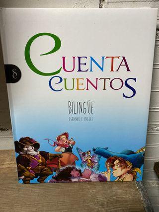 Cuenta cuentos bilingüe español - inglés