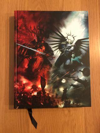Warhammer 40k. Libro Básico 9ed. Reglamento (esp)