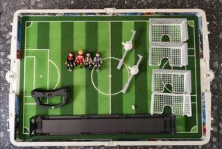 Playmobil Campo de fútbol