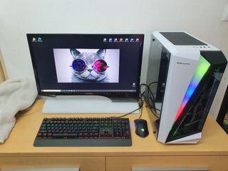 Ordenador Mars Gaming I5, 8 Ram, wifi,