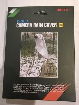 Funda camuflaje para cámara D-SLR MATIN M