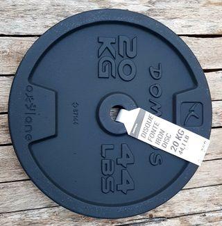 Disco de 20 kg Diámetro 28