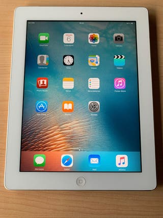 Tablet iPad2 modelo A1396 16GB