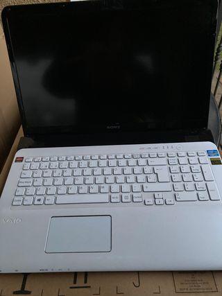 Portátil Sony Vaio i7