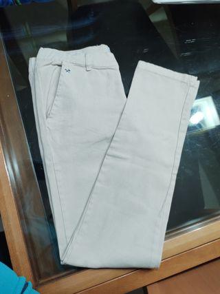 pantalón chino niño talla 12