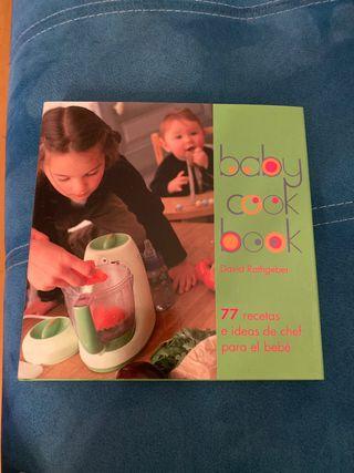 Libro recetas Babycook