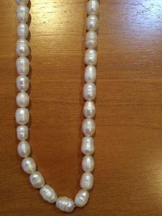 Collar de perlas de Río