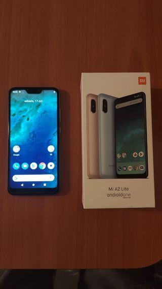 Xiaomi Mi A2 Lite + 4 fundas
