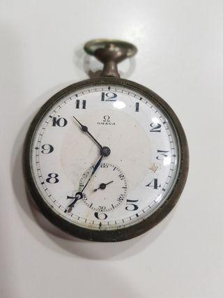 Reloj bolsillo plata OMEGA