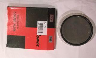 Filtro Polarizador y Filtro UV de 67 mm Bower