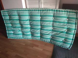 Colchón de lana