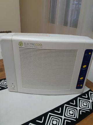 Purificador de aire con ozono