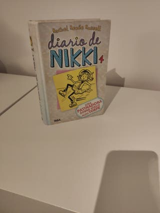 diario de Nikki número 4