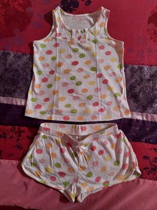 pijama verano niña