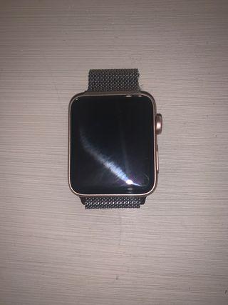 Apple Watch Series 3 Oro 42MM usado