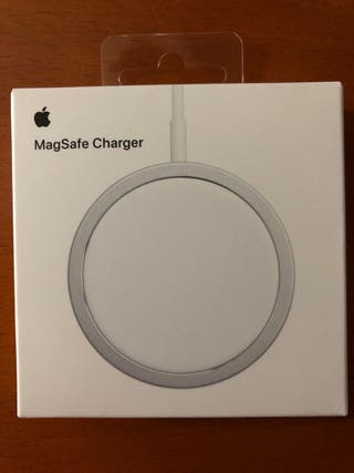 Cargador Mag Safe + Adaptador USB-C