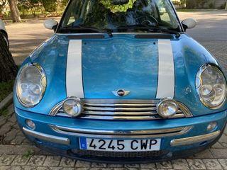 Mini Cooper Automático 2004, 93.500Km