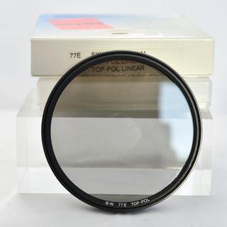 Filtro Polarizador B +W de 77 mm
