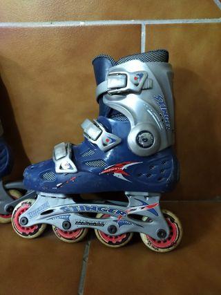 patines niño en linea