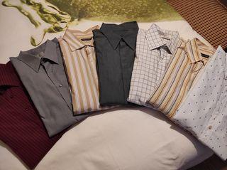 7 camisas hombre talla grande
