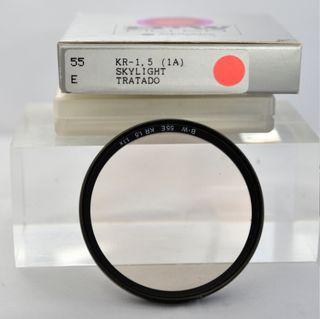 Filtro Skylight B+W de 55 mm