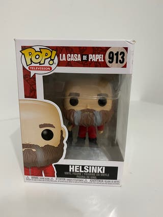 Funko pop Helsinki la casa de papel