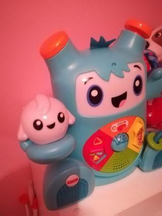 juguete interactivo bebe