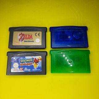 Pack de juegos Game boy advance