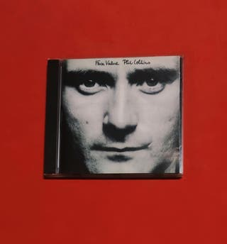 CD PHIL COLLINS face value