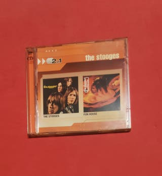 Dos CDs The Stooges the stooges / fun house