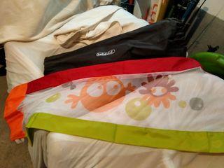 Barrera de cama , protección