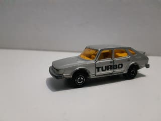 saab turbo majorette años 80