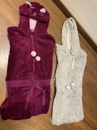 Lote Pijamas enteros para mujer