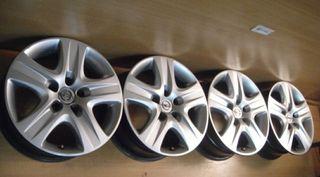 llantas Opel Astra 16