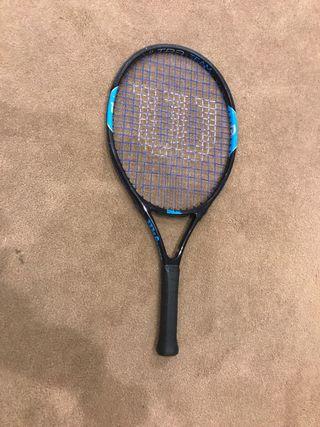 Raqueta de tennis Wilson niño