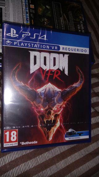 DOOM VFR PlayStation VR